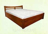 Ліжко Грація з ПМ (Бук)