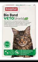 Beaphar Bio Band 35 см ошейник от блох, клещей и комаров для кошек и котят(10664)