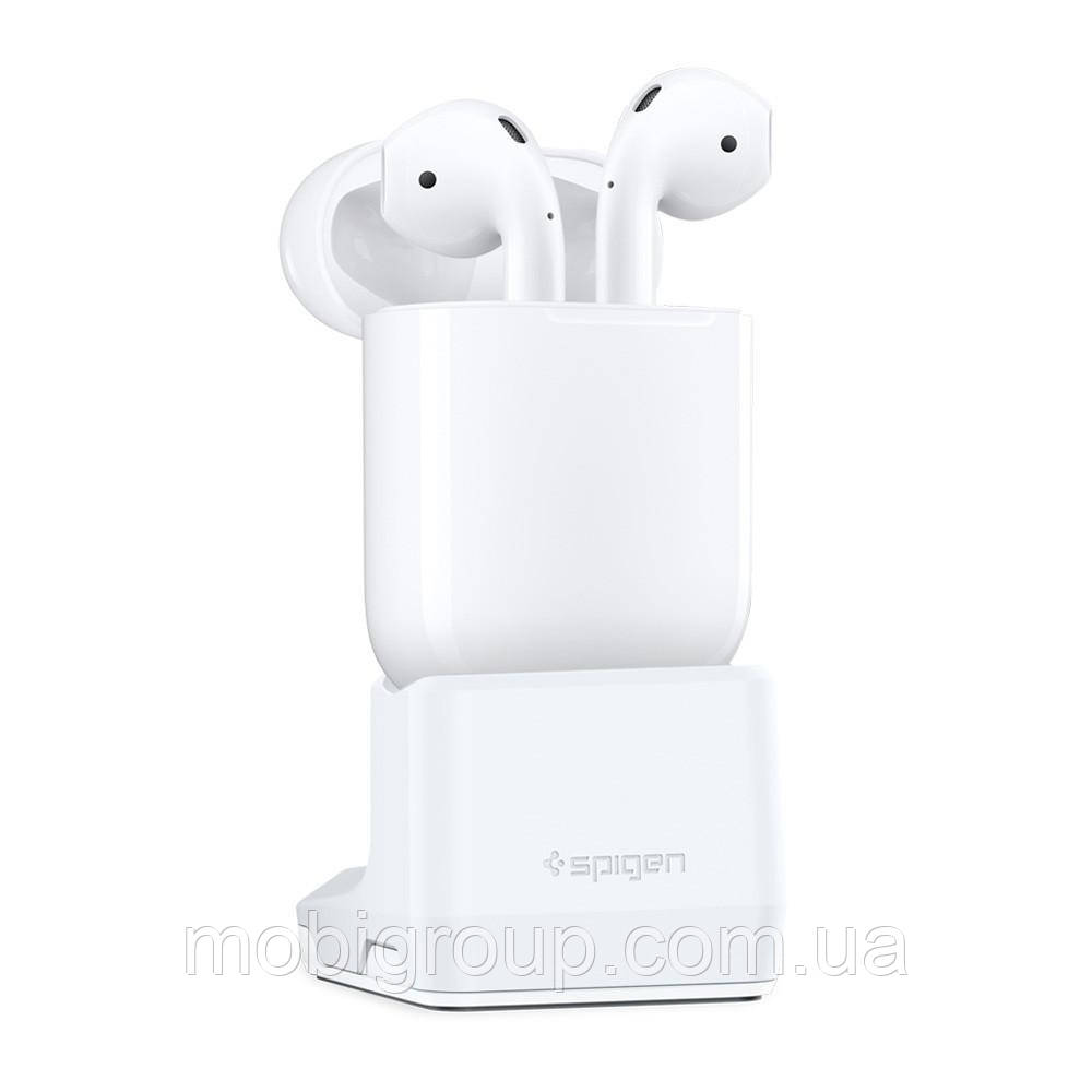 Док-станция Spigen S313 для Apple AirPods
