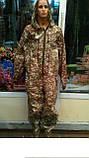 Рыбацкий комбинезон производство Беларусь Камуфляж, размер 41-47, материал ПВХ , фото 2