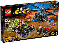 Lego 76054 Super Heroes Batman™: Scarecrow™ Harvest of Fear Опудало. Жахливий урожай.