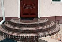 Гранитные изделия из камня Одесса. Ступени, плитка, памятники из гранита