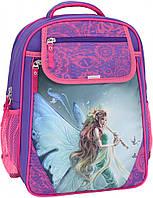 Рюкзак школьный Bagland Отличник 20 л. 170 фіолетовий 90 д (0058066)