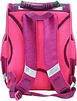 Рюкзак школьный каркасный Bagland Успех 12 л. 143 малина 118 д (00551702)