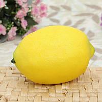 Лимон фрукт декоративный