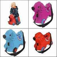 Детский чемодан на колесиках BIG 0055353
