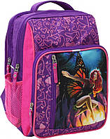 Рюкзак школьный Bagland Школьник 8 л. Фиолетовый (27д) (00112702)