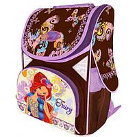 Ортопедический школьный ранец для девочки
