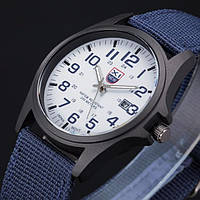 Часы мужские кварцевые XINEW (синие)