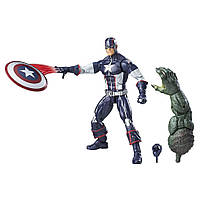 Капитан Америка (Marvel Legends Series Secret War Captain America ),15см, Matteltman Figure),15см, hasbro