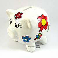 "Копилка ""Свинья"" керамика 11х9х8,5см (29536)"