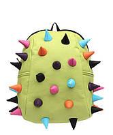 "Рюкзак ""Rex Half"", цвет Lime Multi ТМ MadPax Лайм + разноцветный KZ24484108"
