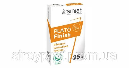 Шпаклевка гипсовая Plato Finish 25кг., фото 2
