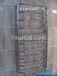 Полотенцесушитель Высокий для ванной комнаты Standart 10/500