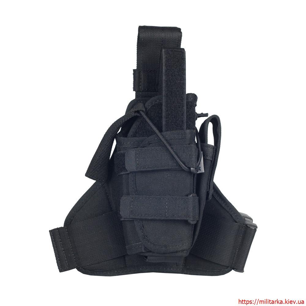 Кобура набедренная A-Line СМ-16 универсальная black