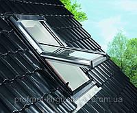Мансардные окна ROTO Designo R6 c центральной осью, фото 1