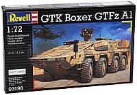 Бронетранспортер GTK Boxer (GTFZ A1); 1:72, Revell