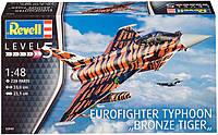 Истребитель Eurofighter Typhoon Bronze Tiger, 1:48, Revell