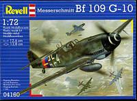 Истребитель-бомбардировщик (1944г., Германия) Messerschmitt Bf 109 G-10, 1:72, Revell