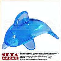 Декор фигурка для аквариума Дельфин