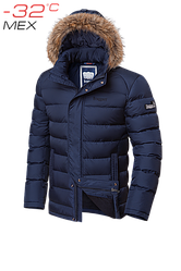 "Куртки зимние мужские braggart ""aggressive"""