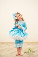 Карнавальный костюм куклы Мальвины. Прокат Харьков и продажа по Украине, фото 1