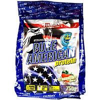 Pure American 750 гр клубника FitMax