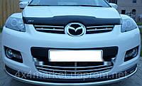 Дефлектор капота (мухобойка) EGR Mazda Cx-7 2006-