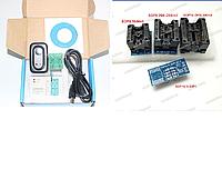 Высокоскоростной USB программатор EZP2010 24 ,25 ,93 + 4 адаптера
