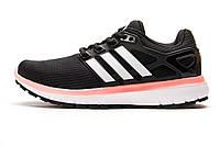 Кроссовки унисекс Adidas Energy Cloud Wtc W, черные, р. 36/ 37/ 38.