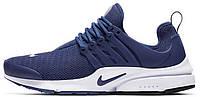 Мужские кроссовки Nike Air Presto Dark Purple Dust (Найк Аир Престо)