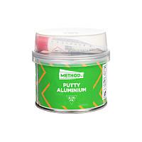 """Полиэфирная шпатлевка PUTTY ALUMINIUM """"METHOD"""" 0.25 кг."""