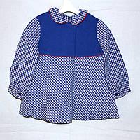 Платье детское полушерсть на 1,5-2 года р. 92-98
