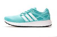 Кроссовки унисекс Adidas Energy Cloud Wtc W, бирюзовые, р. 38/ 38,5/ 39/ 40/ 40,5.