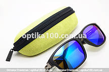 Футляр чохол для окулярів «ЛИМОНКА» на блискавці. Для диоптрийных або сонцезахисних, фото 3