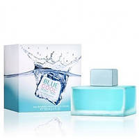 Женская туалетная вода Antonio Banderas Blue Cool Seduction Woman EDT 100 ml