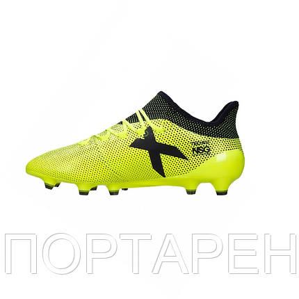 Профессиональные футбольные бутсы adidas X 17.1 FG S82286  продажа ... 337763a04191
