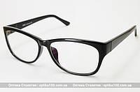 Компьютерные очки женские. Стеклянные линзы