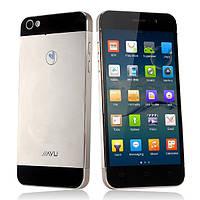 """Jiayu G5S Advanced металл белый White 2/16 Гб OGS купить в украине MT6592, OTG, Ips 4,5""""Gorilla Glass 2"""
