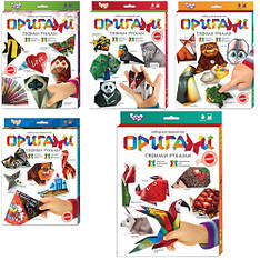"""Набор для творчества ФР-00002714 """"Оригами"""" (Y)"""