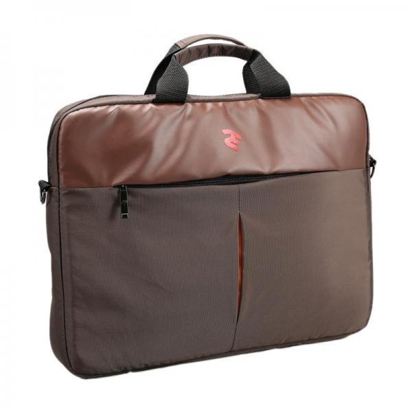 "Сумка для ноутбука 2E-CBN616BR 16"" коричнева"