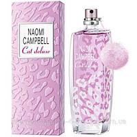 Женская туалетная вода Naomi Campbell Cat de Luxe EDT 75 ml
