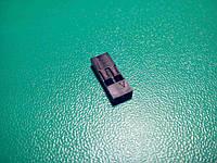 Корпус разъема, коннектора 2-контактный шаг 2.54 для Дюпон (Dupont) кабеля, фото 1