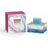 Женская туалетная вода Antonio Banderas Splash Blue Seduction for Women EDT 100 ml