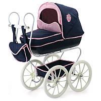 Детская коляска для куклы Hauck Classic Navy Германия 87815