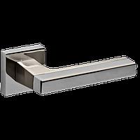 Ручки раздельные Fuaro FLASH DM CP/SN-8 хром/матовый никель