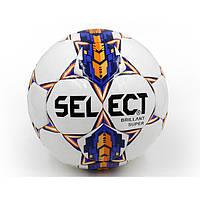 Мяч футзальный №4 Select brillant  клееный