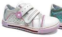 Кожаные туфли Ren-But для девочек.