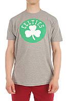 Футболка Меланж Boston Celtic Gray