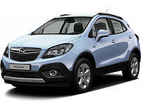 Защита заднего бампера Opel Mokka (2012-...)